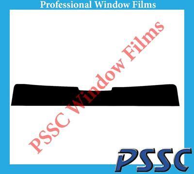 Seat Ibiza 3 Door 2002-2008 5/% Very Dark Limo Tint PSSC Pre Cut Sun Strip Car Window Films
