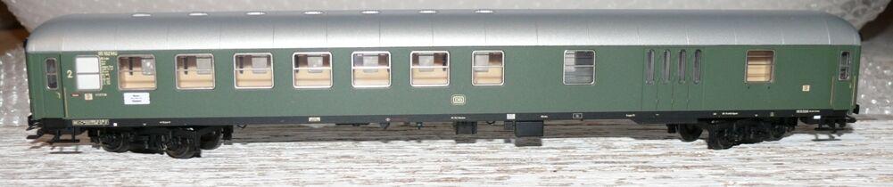 s27 da 29440 vagoni treno rapido base 43950 DB 2. classe con compartimento Borsaagli