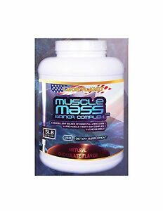 LuckyLand-Muscle-Mass-Gainer-Complex-5-Lb-jar-chocolate-flavor-Gluten-Free