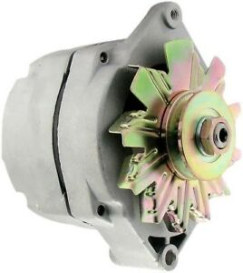 Details about NEW ONE WIRE 1-WIRE ALTERNATOR GM DELCO 10SI LOW TURN ON  SPEED 120 AMP!