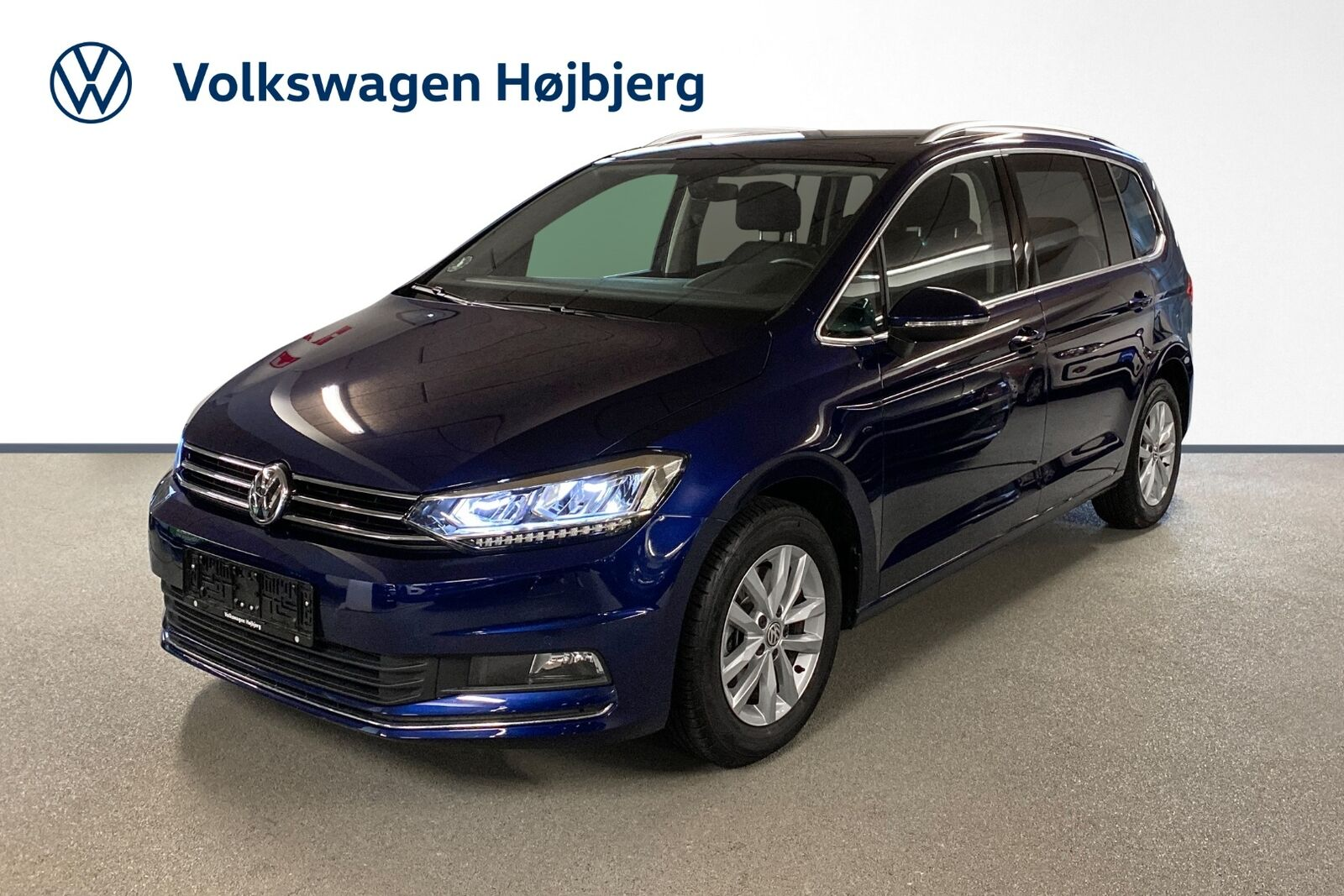 VW Touran 1,5 TSi 150 Highline DSG 7prs 5d - 414.900 kr.