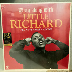 LITTLE-RICHARD-Pray-Along-With-180G-12-034-Vinyl-Record-LP-SEALED