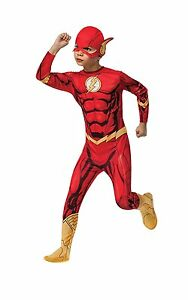 Costume-Carnevale-Flash-Dc-Comics-05203-ufficiale-rubies