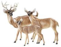 Breyer Horses Traditional Size 1734 Whitetail Deer Family Gift Set Wildlife