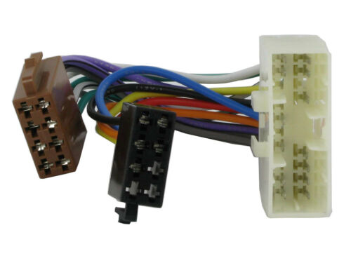 Ct20cv02 Chevrolet Lanos 1997 en ISO Stereo Unidad Principal cableado Adaptador Plomo