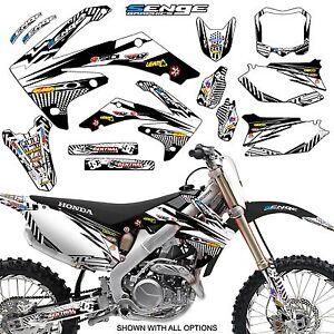 2008 2009 crf 250r graphics kit crf250r 250 r deco sticker decals 4 stroke ebay