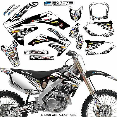 2001 2002 2003 2004 XR 80 100 GRAPHICS KIT XR80 XR100 DECO STICKERS DECALS 03