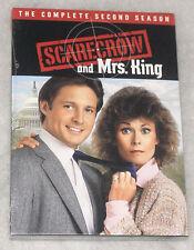 Scarecrow und Frau. King Saison 2 Zwei DVD Box-Set NEUE & VERSIEGELTEN Gebiet 2