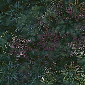 Tonga-Batik-Fabric-B6167-Malachite-Green-Firework-Timeless-Treasures-YARD