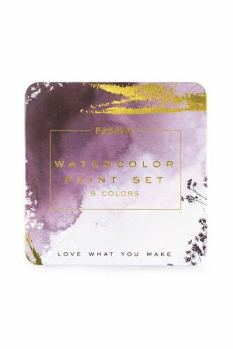 Plum Watercolor Set