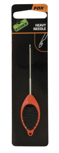 Fox Edges Micro Heavy Needle Red