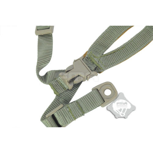 FMA TB268 TB269 H-shape Chin strap Band For Tactical Airsoft Hunting MICH Helmet