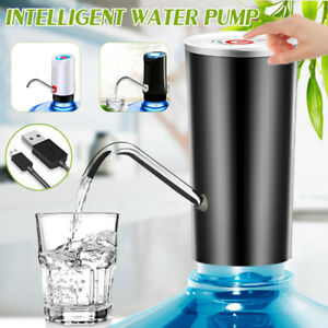Portable Electric Automatic Water Pump Dispenser Gallon Drinking Bottle Switch