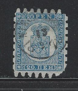 Vegas-1866-74-Finlande-Sc-9-Utilisee-Cat-57-50-DG50
