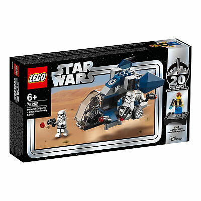75262 LEGO Star Wars Imperial Dropship – 20th Anniversary Edition 125 Pieces