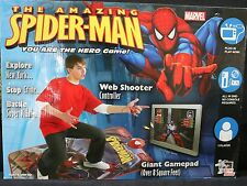 MARVEL THE AMAZING SPIDER MAN YOU ARE THE HERO GAME ARCADE NEW IN OPENED BOX