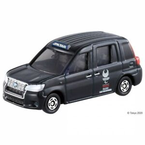 takara tomy tomica toyota taxi tokyo olympic 2020 1:62