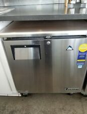 Under Counter Commercial Refrigerator Single Door Working Condition Used