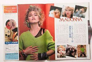 MADONNA-Napoleon-Japanese-Musical-Mao-Daichi-Japanese-Vintage-Mag