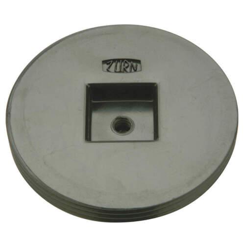 Pipe Dia 2  1//2 In ZURN CO2490-A25 Cleanout Plug