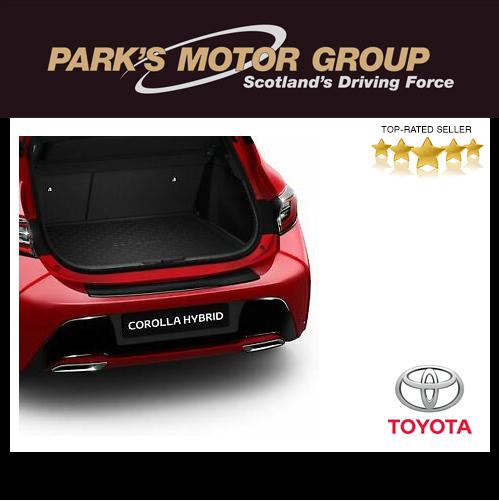 Toyota Corolla  Car Boot Liner and Bumper Flap