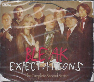 Bleak-House-Complete-Second-Series-BBC-Radio-4-3CD-Audio-NEW-FASTPOST