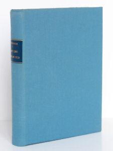 Dans-les-mers-du-Sud-STEVENSON-nrf-1920-Exemplaire-numerote-Edition-originale