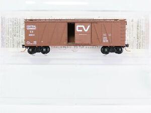 N-Scale-MTL-Micro-Trains-28160-CV-Central-Vermont-40-039-Box-Car-40014-RTR-Model