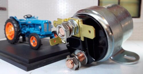 Fordson Super Dexta Major Tractor Starter Button Switch Solenoid 5 Terminal