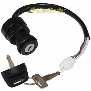 ignition key switch for kawasaki prairie 650 kvf650 2002. Black Bedroom Furniture Sets. Home Design Ideas