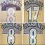 Liverpool-Gerrard-8-17-PREMIER-LEAGUE-amp-Champions-League-White-Name-Number-Set thumbnail 1