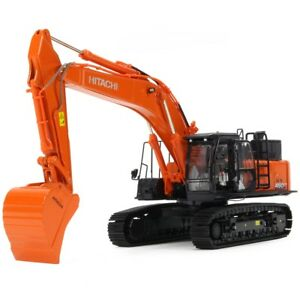 Details about TMC Models Large Hitachi ZX 490 LCH-6 Tracked Hydraulic  Excavator Diecast 1:50