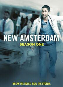 New Amsterdam: Season One DVD FREE EXP SHIPPING