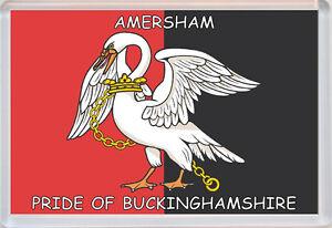 Buckinghamshire-Pride-County-Flag-Badge-Jumbo-Fridge-Magent-Gift-Present