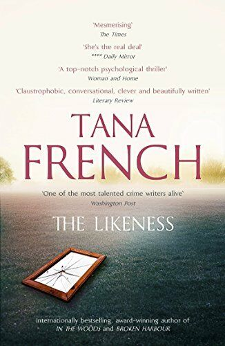 1 of 1 - The Likeness: Dublin Murder Squad:  2 by French, Tana 0340924799 The Cheap Fast