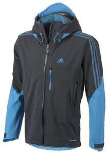 Adidas Terrex Swift felsfreund Jacket función chaqueta lluvia chaqueta transpirable