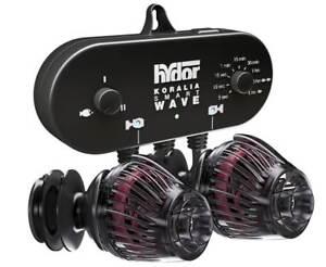 Pumps (water) Hydor Koralia 3rd Generation Circulation And Wave Pump 2x9000l/h 220v Fish & Aquariums