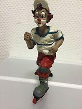 """Gilde Clown """" Inline Skater """" 16 cm. Top Zustand !!"""