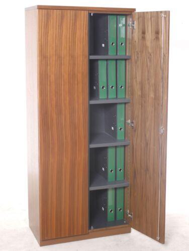 Aktenschrank 5 OH gebrauchte Büromöbel B 80 x H 186 x T 44 cm