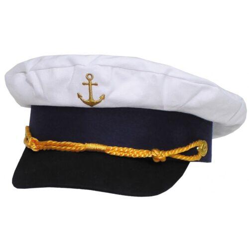 ancora ricamata in oro MF 10150 Berretto blu marino LEGGI DESCRIZIONE