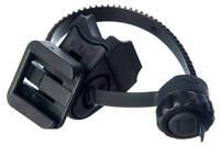 Cateye Parts FlexTight Bracket. 12-32mm. SP-11 model. TL-LD models NEW