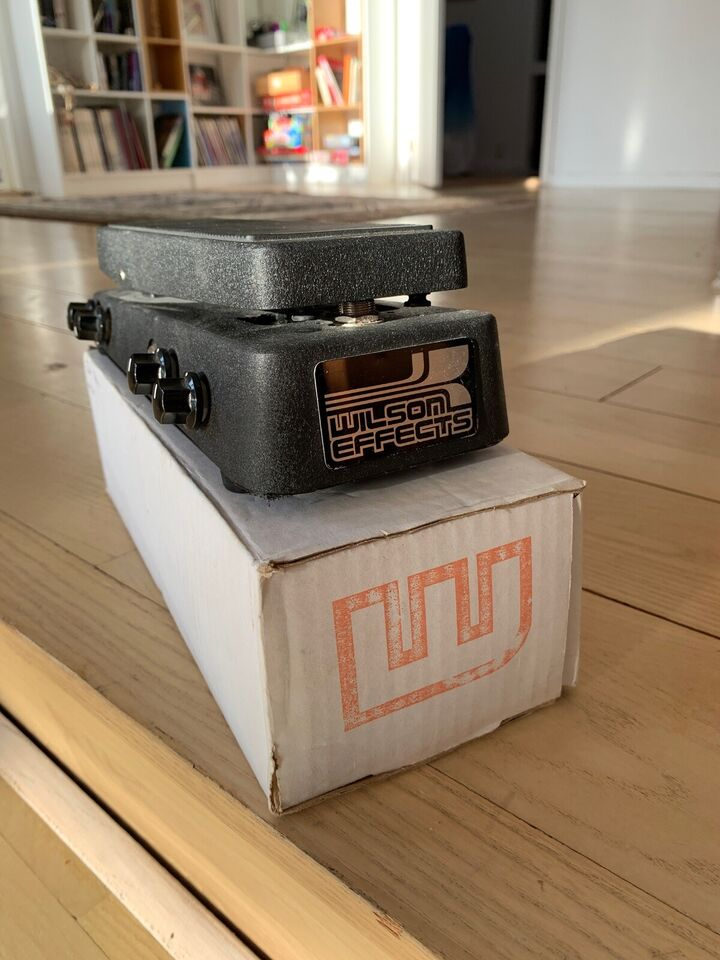 Wah -pedal, Andet mærke Wilson Effects - Funk factory