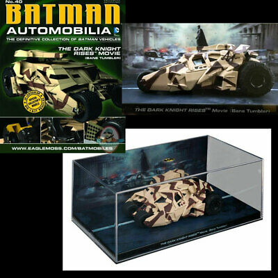 Eaglemoss Batman Auto Collection n MIB 4 Batmobile BATMAN FOREVER MOVIE 1995
