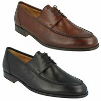 Verona- Mens Grenson Soft Leather Smart Lace Up Round Toe Office Shoes £79.99