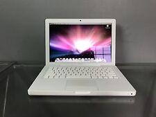 "Apple MacBook 13"" White 2.1 GHz Intel Core 2 Duo 120GB HD 1GB RAM MB402LL/A"