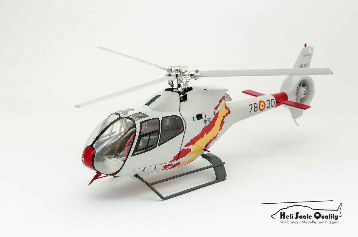 - Scafo KIT EC 120b Kolibri 1 32 (Spagna  della) per MCPX BL, TREX 150 tra l'altro  marchi di stilisti economici