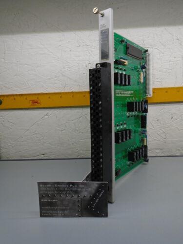 505-4916A Texas Instruments Siemens Relay Output Module 505-4916 A   N100