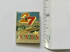 2 & 7 Ski Team  Pin Canadian 1990 Skiing Pin (Ski#594)