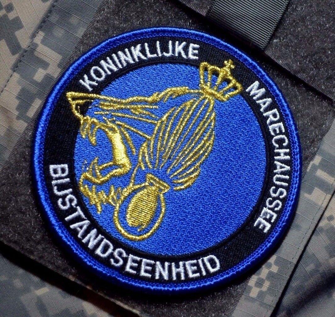 Royal Marshals Koninklijke Marechaussee BE KMar ZUID LUPUS NON CURAT NUMERUM