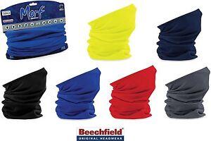 Fleece-Schlauchschal-Morf-Rundschal-Muetze-Multifunktionstuch-Loop-Halstuch-Schal